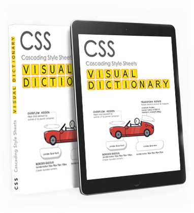 CSS Visual Dictionary: CSS Book